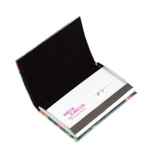 Fluttering Extravagance Visiting Card Holder