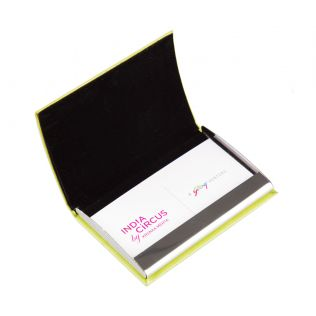 Pop Jinricksha Visiting Card Holder