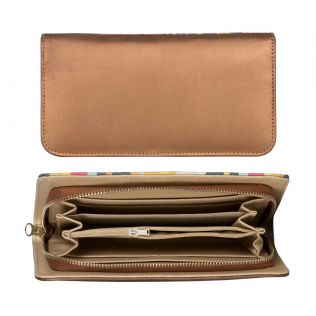 Arrow Exposition Zipper Wallet