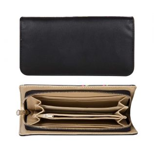 India Indulgence Zipper Wallet