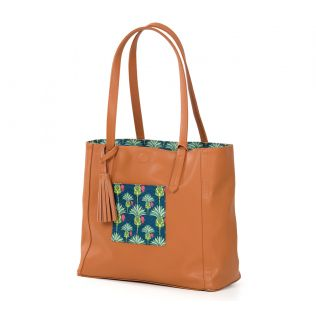 Palmeira Reiteration Reversible Bag