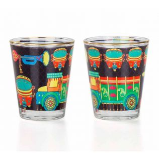 Transit Decorama Shot Glass
