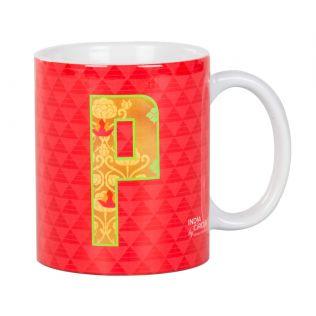 Contoured Perky Coffee Mug