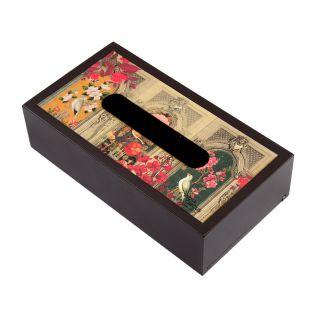 Departed Memoirs MDF Tissue Box Holder
