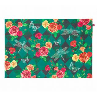 Floral Flutter Table Mats