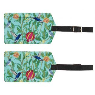 Flights of Vivers Travel Tag (Set of 2)