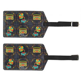 Explicit Orchestra Travel Tag (Set of 2)