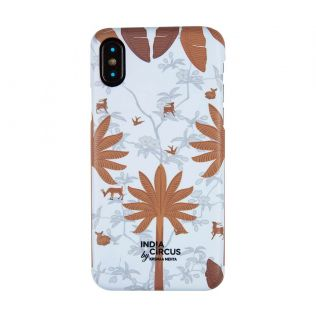 India Circus Brooding Woodlot  iPhone X Cover