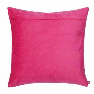 C'est La Vie Poly Velvet Cushion Cover