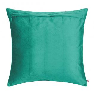 Royal Exotica Poly Velvet Cushion Cover