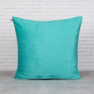 Garden of Transcendence Blended Velvet Cushion Cover
