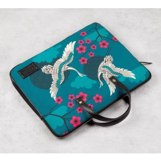 India Circus Aerial Moments Laptop Bag