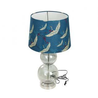 India Circus Aerial Moments Table Lamp