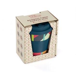 India Circus Arrow Exposition Bamboo Frankie Cup