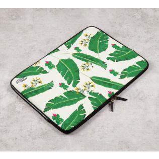 India Circus Banana Leaves Laptop Sleeve