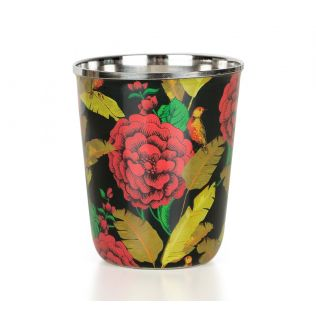 India Circus Bayrose Romance Small Steel Tumbler Set of 2