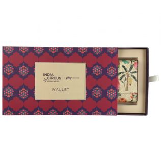 India Circus Bird Land Ladies Wallet