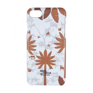 India Circus Brooding Woodlot  iPhone 8 Cover