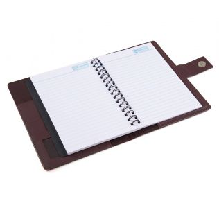India Circus Chevron Backwaters Notebook Planner