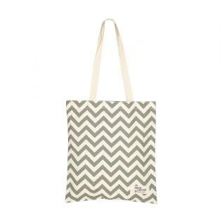 India Circus Chevron Melavo Jhola Bag