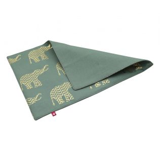 India Circus Chevron Tusker Table Mat