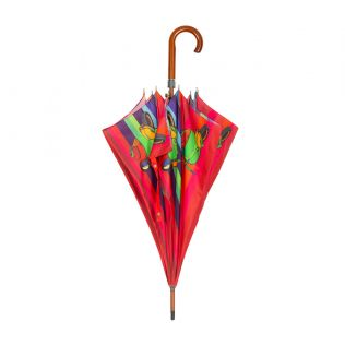 India Circus Colour Pop Scooter Umbrella
