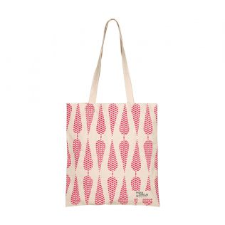 India Circus Conifer Spades Jhola Bag