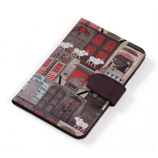 India Circus Doors of Mystical Wonder Passport Cover