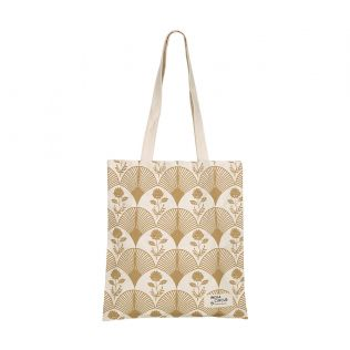 India Circus Fans of Blossom Jhola Bag