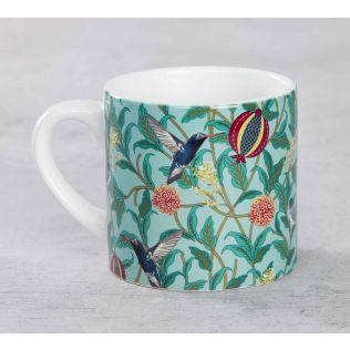 India Circus Flights of Vivers Coffee Mug Small