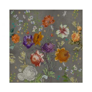 India Circus Floating Inflorescence-Grey