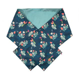 India Circus Floral Fascination Bed and Table Runner