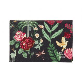 India Circus Floral Galore Visiting Card Holder