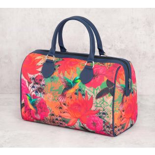 India Circus Floral Kingdom Duffle Bag