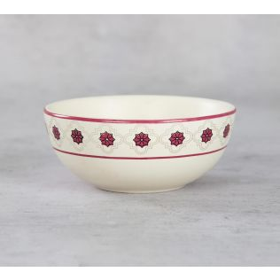 India Circus Floral Lattice Katori Bowl