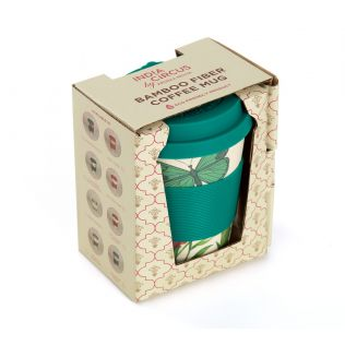 India Circus Fluttering Extravagance Bamboo Frankie Cup
