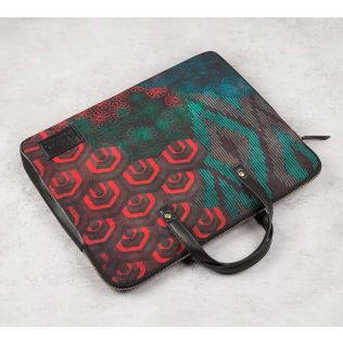 India Circus Forests of Fantasy Wall Laptop Bag
