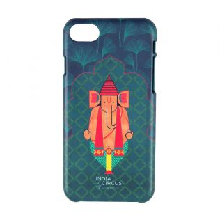 India Circus Ganeshas Riad Arch iPhone 8 Cover