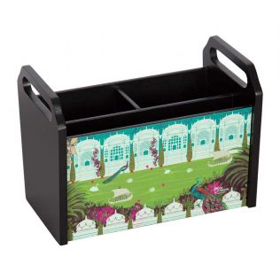 India Circus Garden of ascendancy Desk Organizer