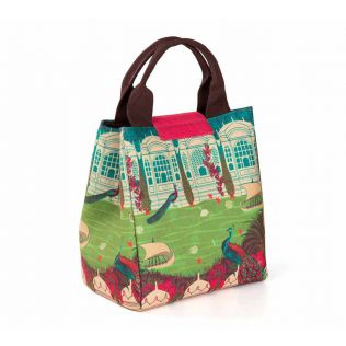 India Circus Garden of ascendancy Lunch Bag