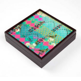 India Circus Garden of Evanescence Small Storage Box