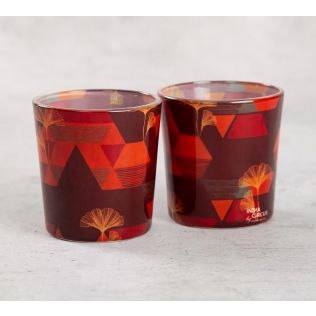 India Circus Geometrical Deluge Tea Light Holder