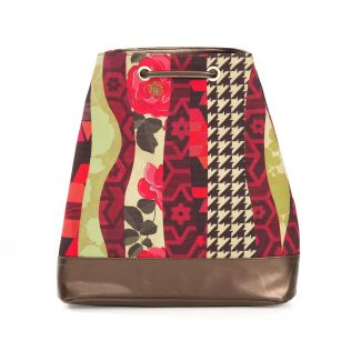 India Circus Geometrical Straps Hobo Bag