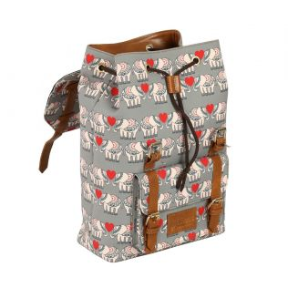 India Circus Heart Tusker Backpack