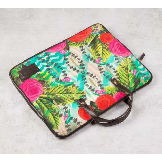 India Circus Herbs of Captivation Laptop Bag