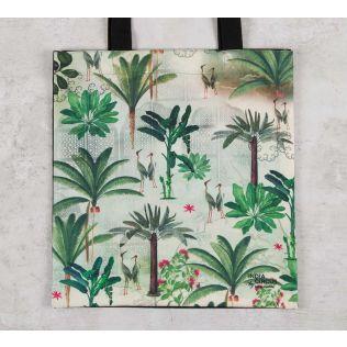 India Circus Heron's Garden Jhola Bag