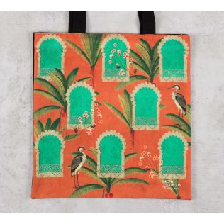 India Circus Heron's Palace Jhola Bag