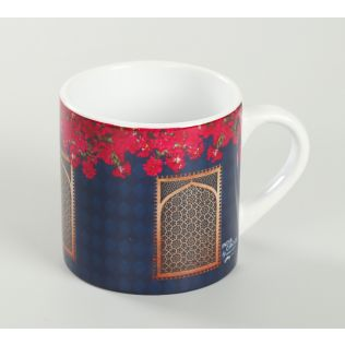India Circus Indulgence Gateway Espresso Mug