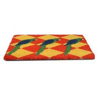 India Circus Joy de Vivre Doormat