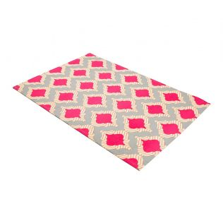 India Circus Lattice Practice Kitchen Towel